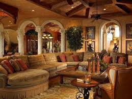 Best Tuscan Style Images On Pinterest Tuscan Style Tuscan - Tuscan style family room