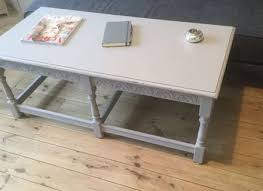 shabby chic farmhouse country solid pine coffee table in farrow