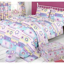 Girls Patchwork Bedding by Patchwork Girls Kids U0026 Teens Bedding Sets Ebay