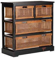 Drawer Storage Units Amh6504b Storage Furniture Furniture By Safavieh