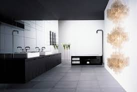 big bathrooms ideas modern big bathroom with double sink and faucet white tub with