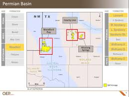 Permian Basin Map Shale Oil Will Woodford Shale Augment The Permian Basin U0027s Oil
