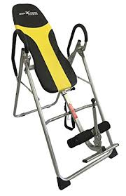 body fit inversion table body xtreme fitness heavy duty therapeutic inversion table with