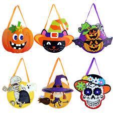 halloween candy gift basket online get cheap halloween pumpkin basket aliexpress com