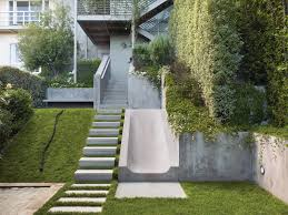 terraced backyard landscaping ideas chaiken hamilton backyard play pinterest gardens garden and
