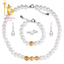 aliexpress buy party jewelry gift 2015 new arrivals aliexpress buy 2015 new nymph pearl jewelry sets 100
