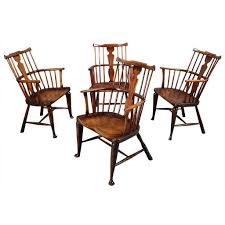 Windsor Armchairs A Matched Set Of Four Comb Back Windsor Armchairs U2013 Jayne Thompson