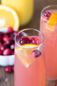 cranberry orange mimosa bellini crazy for crust