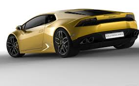 yellow lamborghini download 2560x1600 yellow lamborghini huracan lp 610 4 back wallpaper
