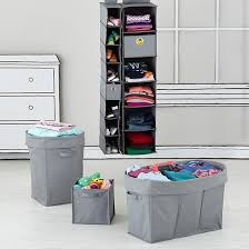Kids Storage Shelves With Bins by Kids U0027 Storage Containers Kids Canvas Cube Storage Bin In Bins