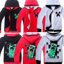 Minecraft Halloween Costumes Cheap Kids Minecraft Hoodie Aliexpress Alibaba Group