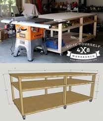 How To Make A Sewing Table by Build A 2x4 Outdoor Table With My Free Plans