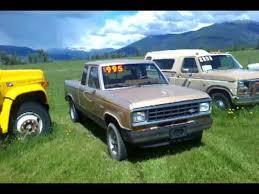 1989 ford ranger xlt 4x4 1986 ford ranger 4x4 for sale 995 needs work