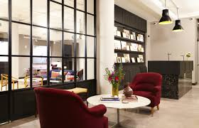 how a new coworking space aims to save the future of interior