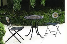 Black Metal Chairs Outdoor How To Opt Your Outdoor Living Space With Best Patio Furniture