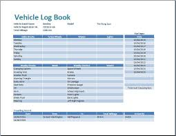 car report template exles ms excel vehicle log book template word excel templates