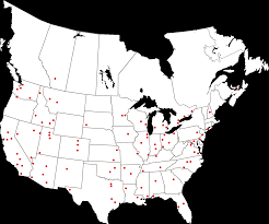 Interstate 15 In Utah Wikipedia Map Png