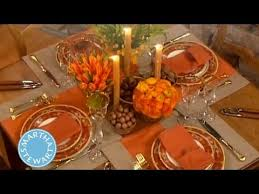 how to create two thanksgiving centerpieces thanksgiving