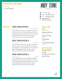 how to make resume eye catching application letter a resume is