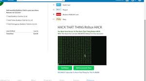 how to get unlimited free robux hack on roblox 2017 new free