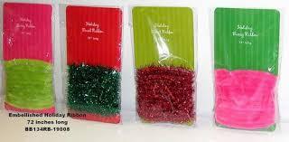 cheap ribbon buy fuzzy tinsel ribbon cheap h j liquidators and