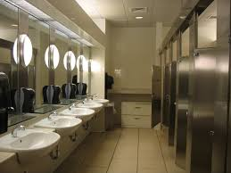are public restrooms really that dirty
