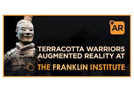 terracotta warriors the franklin institute