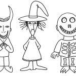 photos nightmare christmas coloring pages grown ups
