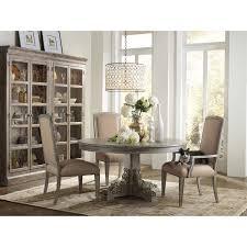 hooker furniture 5701 75201 true vintage 60 round dining table