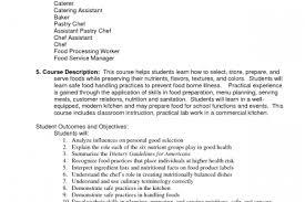 culinary arts resumes chef resume example culinary arts sample