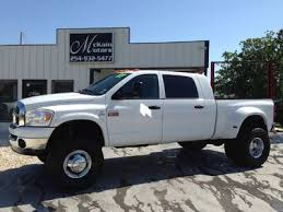 dodge ram mega cab dually for sale buy used 2007 dodge ram 3500 mega cab dually cummins diesel 6