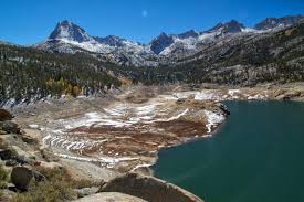 California lakes images Bishop creek guide to camping resorts waterfalls lakes jpg