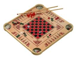 amazon com carrom game board large checkers games sports