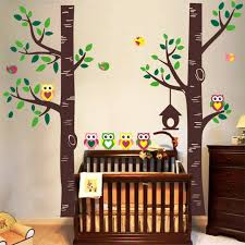 Wall Art Decals For Nursery by Tree Wall Decal For Interior Decoration U2014 Wedgelog Design