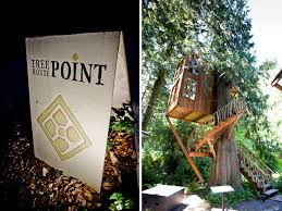 Treehouse Point Wa - whimsical treehouse point getaway in issaquah wa hiconsumption