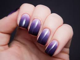deep purple nail designs gallery nail art designs