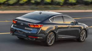lexus sedan vs acura sedan 2017 kia cadenza sedan review with price horsepower and photo gallery