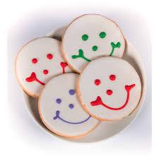 buy smiley sugar cookies cookie gifts smileycookie com