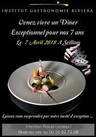 atelier cuisine grenoble institut gastronomie riviera organisation d évènements