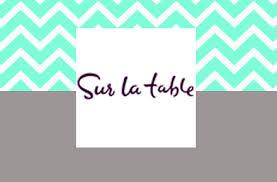 Sur La Table Coupon Code Coupon Codes Clipping Deals