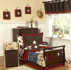 Cowboy Bed Set West Cowboy Western Baby And Wall Decal Stickers Set