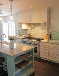 turquoise kitchen island gorgeous kitchen by nick wendy guehne of guehne made kansas