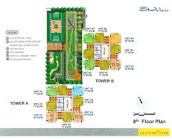 Condominium Plans 8 Th Floor Plan Of Starview Condominium Starview Condominium