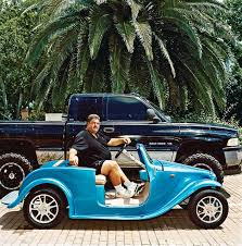 tricked out golf carts swarm florida communities wired