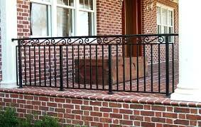 Metal Handrail Lowes Kitchen Elegant Exterior Handrail Lowes Suppliers And Aluminum