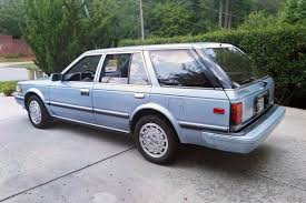 toyota nissan price wagon wars 1985 nissan u0026 toyota wagons