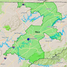 Eastern Tennessee Map by Joshua Williams For Congress 2018 Tennessee 2nd District