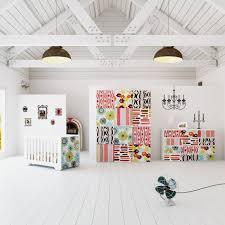 chambre de bébé vintage chambre bébé vintage de alondra chambre bébé avec décors vintage