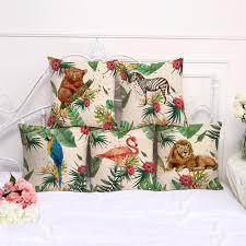 Home Decor Throw Pillows by Online Get Cheap Zebra Throw Pillows Aliexpress Com Alibaba Group