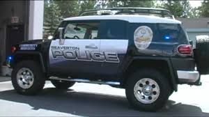 toyota fj toyota fj cruiser community services police vehicle youtube